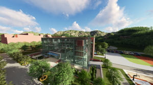 天水麦积山科研单位石窟艺术研究所文物保护中心建设项目
