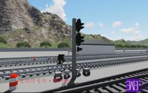 BIM技术在铁路工程建设应用--某铁路BIM设计